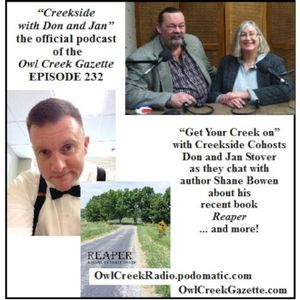 Creekside with Don and Jan, Episode 232