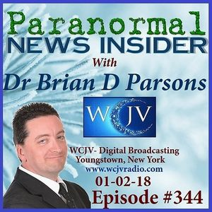 Paranormal News Insider with Brian D Parsons_20180102