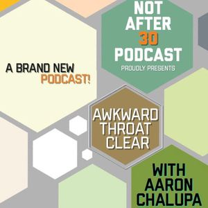 The Awkward Throat Clear With Aaron Chalupa Ep.1- Micheal Lewis