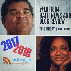 Legacy of 1804 | Haiti News & Blog Review | 2017 to 2018 #LOF1804