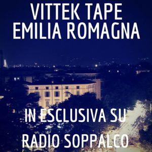 Vittek Tape Emilia Romagna 4-5-17
