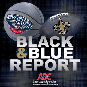Black & Blue Report - NBA Draft Lottery Edition