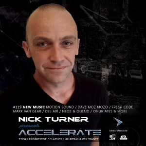 Nick Turner - ACCELERATE 119