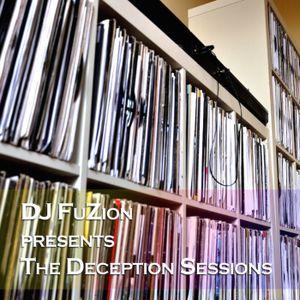 DJ FuZion - The Deception Sessions: Forformat