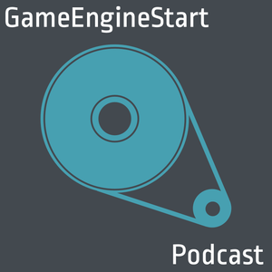 GameEngineStart Podcast – Use Every Part Of The Robot