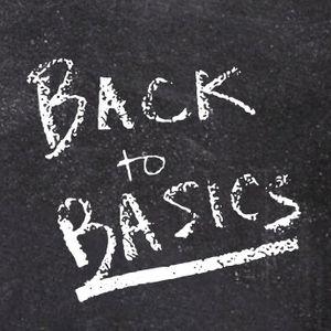Back to Basics - part 3