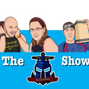 The NE Spahtens Show - Episode Forty One
