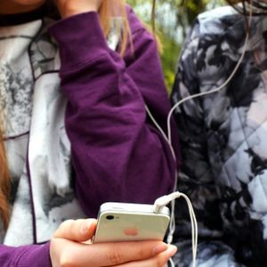 Teenagers use music to name and shape their emotions