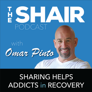 "SHAIR 124: ""Party Girl"" Anna David, host of the (RE)COVER Girl Podcast share's her story of addictio"
