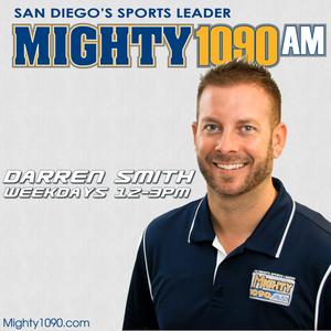 5/1 Darren Smith Show – 1pm