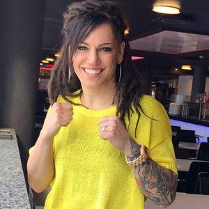 Haastattelussa Eva Wahlström - nyrkkeilyn viehätys