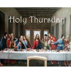 Holy Thursday - Audio