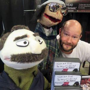 Jon Bristol Scaring with Puppets