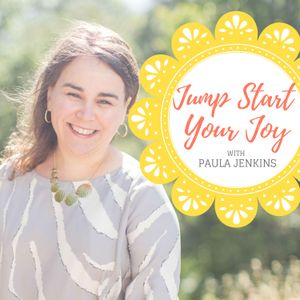 Ep94: Find and Share Your Voice, Live Your Purpose with host Paula Jenkins