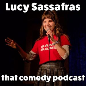 Lucy Sassafras - Comedian/Stripper