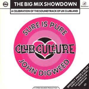 John Digweed Club Culture