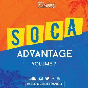 SOCA Advantage vol 7. - 2017 soca & remixes