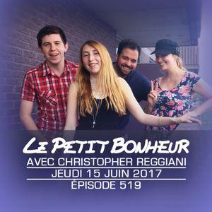 LPB #519 - Christopher Reggiani - Jeu - Les BitchTeas are in da house!!
