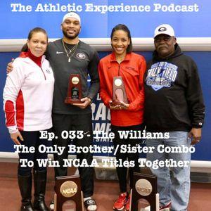 033 -  (Multi)ple Wins For The Williams - Kendell & Devon - NCAA Champions - Last Lap - Video Games