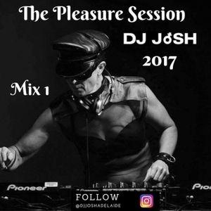 The Pleasure Session 2017 (Full Moon July mix) - DJ JoSH