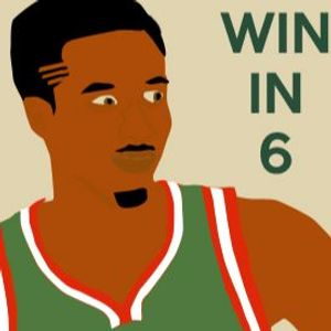 Win In 6 Podcast #145: Why have the Bucks only won one championship?