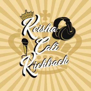 Keisha Cali Kickback 9/20/17 *DJ Cell, Michael Colyar, Sylk-E. Fyne, & Wilson Charles*
