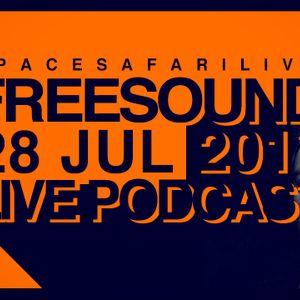 FSL Podcast 28 Jul 2017 - Space Safari Live