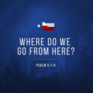 Where do we go from here? - Audio