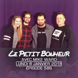 LPB #586 - Mike Ward - Lun - Mentir est toujours un bon truc
