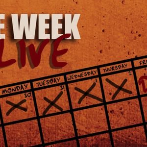 One Week to Live: Will I let Jesus be Himself with me?