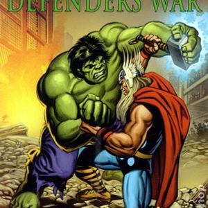 Episodes 45: Avengers Defender War