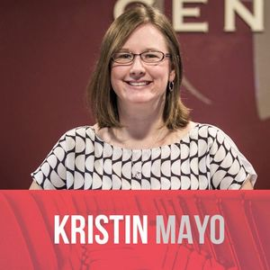 Stories From the Seats: Kristin Mayo
