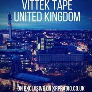 Vittek Tape United Kingdom 29-7-17