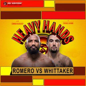 165 - Yoel Romero vs Robert Whittaker (and more)