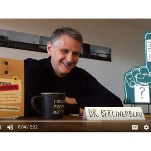 Author Jacques Berlinerblau discusses #CampusConfidential on #ConversationsLIVE
