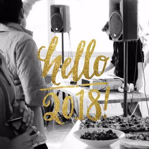 """""""Hello 2018 !"""" live mix by Antoine Vipas @ Vivea Yoga & Brunch"""