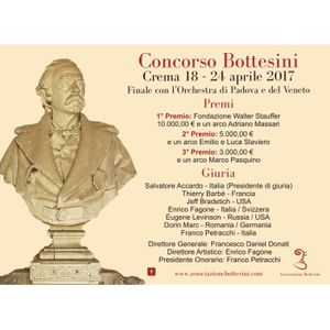 317: Concorso Bottesini Competition Overview