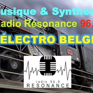 Musique & Synthèse ÉLECTRO BELGE