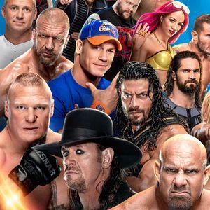 Worst of Both Worlds WrestleCast: WrestleMania 33 + Cash hates the Bruiserweight