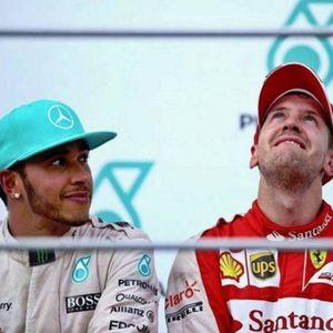 Vettel Beats Hamilton (And Senna)