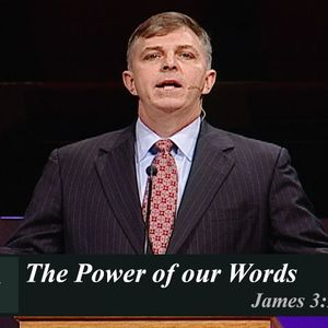 WORDS MATTER: The Power of our Words