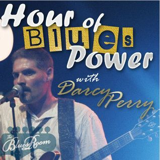 The Blues Room#441 :: Another Hour Of Blue Power With Darcy Perry