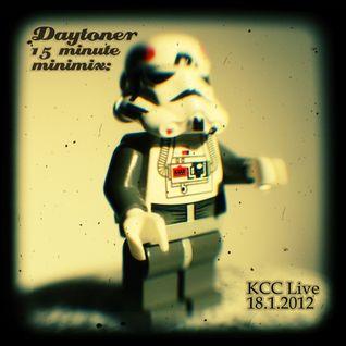 Daytoner Minimix for KCC Live - Jan 2012