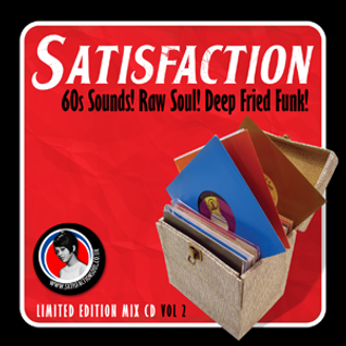 Satisfaction Mix CD - Vol 2