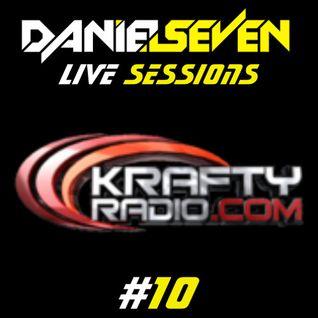 Daniel Seven Sessions @ Kraftyradio #10 (04.07.2015)