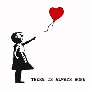 with Hope...