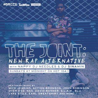 The Joint: New Rap Alternative - Sun Nov 9