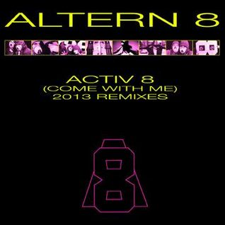 Altern 8 - Amnesia House - Donnington Park - 1991