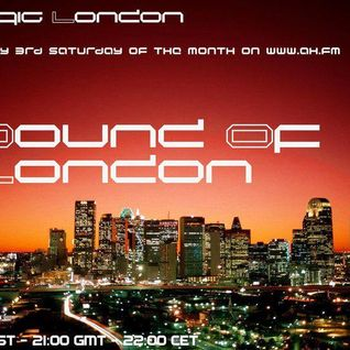 Craig London Pres. Sound Of London 68 on www.ah.fm