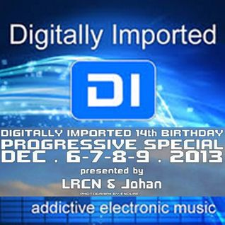 Digitally Imported 14th Birthday (December 2013) Guest Oliver Petkovski
